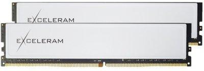 Оперативна пам'ять Exceleram DDR4-2666 16384 MB PC4-21328 (Kit of 2x8192) Black&White (EBW4162619AD)