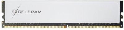 Оперативная память Exceleram DDR4-3000 8192MB PC4-24000 Black&White (EBW4083016A)