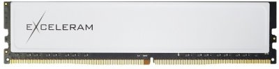 Оперативна пам'ять Exceleram DDR4-3200 16384 MB PC4-25600 Black&White (EBW4163216C)
