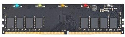 Оперативна пам'ять Exceleram DDR4-3200 16384 MB PC4-25600 RGB X1 Series (ERX1416326C)