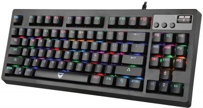Клавиатура проводная Crown CMGK-900 USB