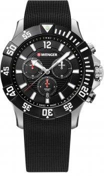 Чоловічий годинник Wenger W01.0643.118