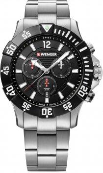 Чоловічий годинник Wenger W01.0643.117