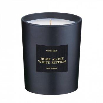 Ароматична соєве свічка Poetry Home Home Alone White (C_HomeW)