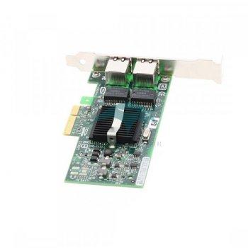 Сетевая карта HP NC360T Dual Port 10/100/1000Base (412651-001) PCI-E