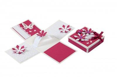 Набір для творчості Умняшка Кардмейкінг. Виготовлення подарункової коробочки (ВТК-010) (4820129201371)