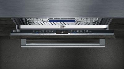 Вбудована посудомийна машина SIEMENS SN63HX37VE