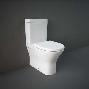 Унітаз підлоговий RAK Ceramics Resort 60 см білий RST17AWHA
