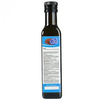 Олія з насіння льону Біорозторопша 250 мл
