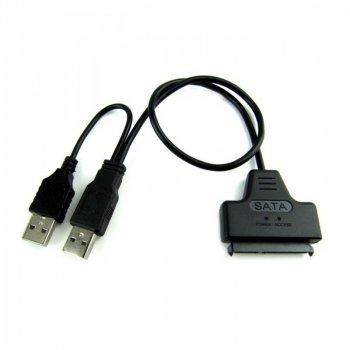 Кабель адаптер USB конвертер для SATA IDE HDD