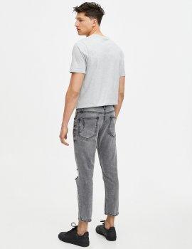 Джинсы PULL & BEAR М0107795 (5689/745/833) цвет серый