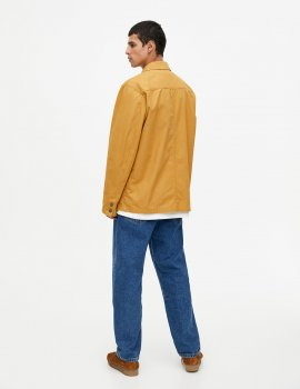 Куртка PULL & BEAR М0107854 (5710/515/305) цвет коричневый
