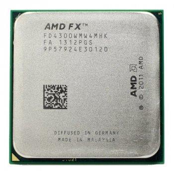 Процессор AMD FX-4130 3,8GHz AM3+ Б/У