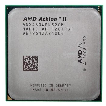 Процесор AMD Athlon II X3 460 3,4 GHz AM3 Б/У