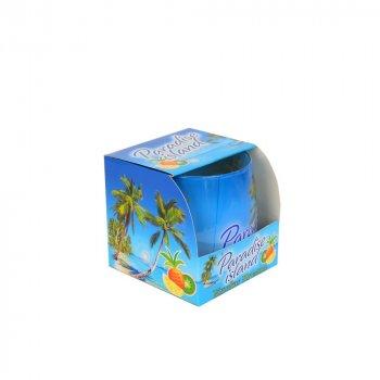Свічка ароматизована Bartek S964-1 Exotic Dream 7х7 см