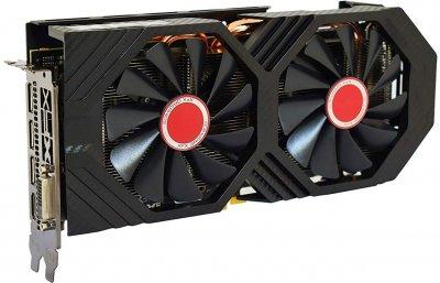 XFX PCI-Ex Radeon RX 590 FATBOY OC+ 8GB GDDR5 (256bit) (1545/8000) (DVI, HDMI, 3 x DisplayPort) (RX-590P8DLD6)