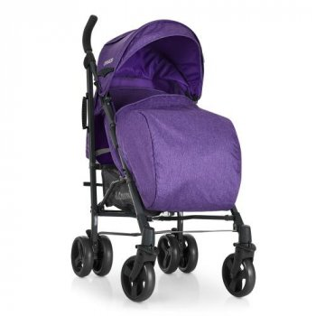 Прогулянкова коляска-тростина EL Camino Breez ME 1029 Violet (ME 1029)