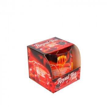 Свічка ароматизована Bartek S152-3 Black tea 7х7 см