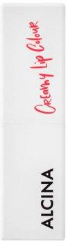Помада для губ Alcina Creamy Lip Colour кремовая с блеском cranberry 18 г (4008666655912)