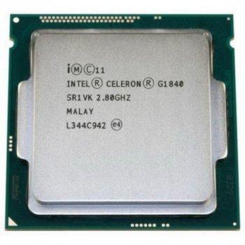 Intel Celeron G1840 2.8GHz (2MB, Haswell, 53W, S1150) Tray (CM8064601483439) Refurbished