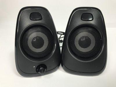 Колонки 2.0 JNS-55 з регулятором гучності, Чорний