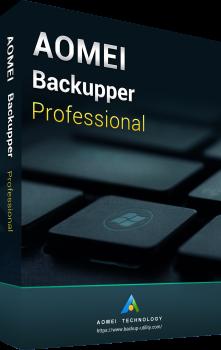 Системная утилита AOMEI Backupper Professional (2 ПК), без обновлений (BP-00)