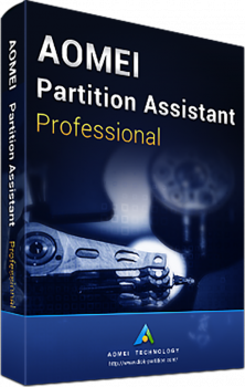 Системная утилита AOMEI Partition Assistant Professional (2 ПК), без обновлений (PAP-00)