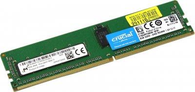 Модуль пам'яті Crucial 8GB DDR4-2400MHz PC4-19200 (CT8G4RFD824A.18FB1)