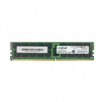 Модуль памяти Crucial 16GB PC4-17000 DDR4-2133MHz (CT16G4RFD4213.36FA2)