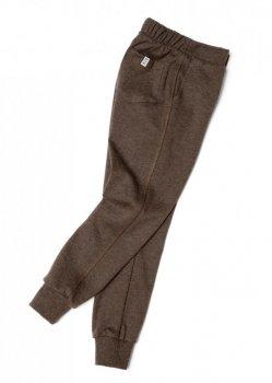 Штаны коричневые меланж (тонкие) ArDoMi (11231)