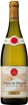 Вино E.Guigal Cotes-du-Rhone Blanc 0.75 л белое сухое 13.5% (3536650591003)