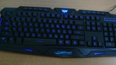 Клавиатура Игровая с подсветкой Atlanfa M200L