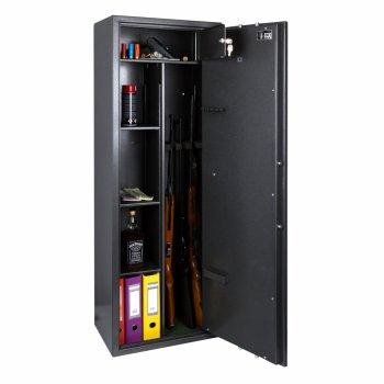 Сейф збройовий Safetronics Maxi 5PME/K3 (18522)