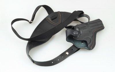 Кобура оперативная Beneks для револьвера со стволом от 4″