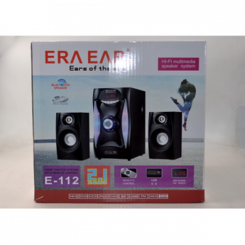 PA аудио система колонка ERA EAR E-112 (3 шт) акустика для дома