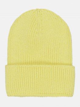 Демисезонная шапка TopHat 9017 54-56 см Лимонная (4820140634134)