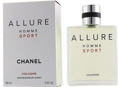 Одеколон для мужчин Chanel Allure Homme Sport Cologne 100 мл (3145891233209)