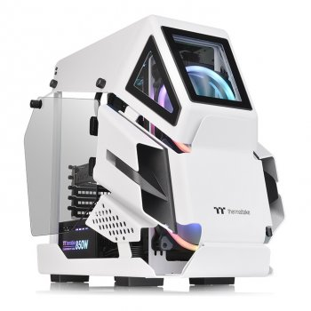 Корпус Thermaltake AH T200 Micro Chassis White (CA-1R4-00S6WN-00)