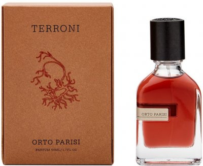 Духи унисекс Orto Parisi Terroni 50 мл (8717774840863)