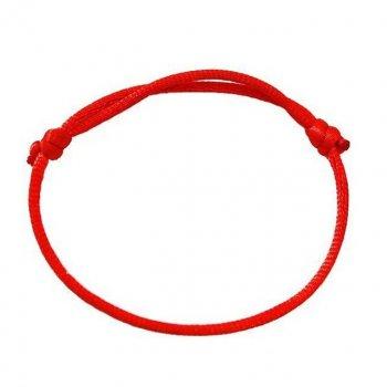 Красная нить Каббала DiaDemaGrand Красный (090275-10)