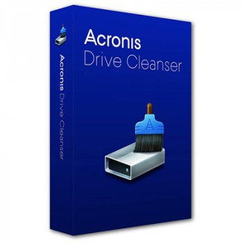 Acronis Drive Cleanser 6.0 incl. AAS ESD