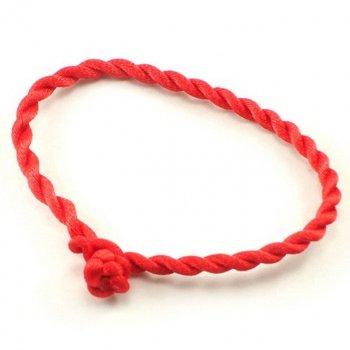 Браслет Красная Нить DiaDemaGrand Красный (brkt010001-10)