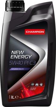 Моторна олива Champion New Energy 5W40 PI C3