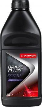 Гальмівна рідина Champion Brake Fluid DOT 5.1 1 л (8208508)
