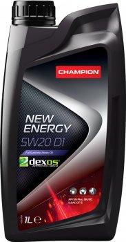 Моторна олива Champion New Energy 5W20 D1 1 л (8233906)