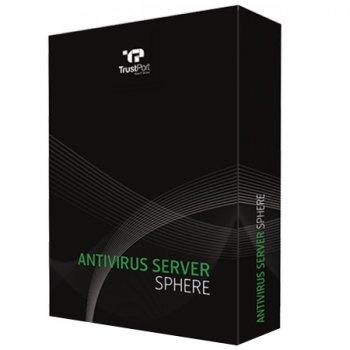 TrustPort Antivirus for Servers 1 ПК / 1 рік продовження ліцензії