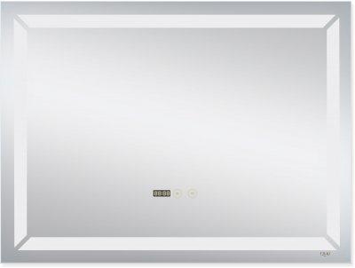 Дзеркало QTAP Mideya з антизапотіванням (DC-F605) 800х600 QT2078F605W