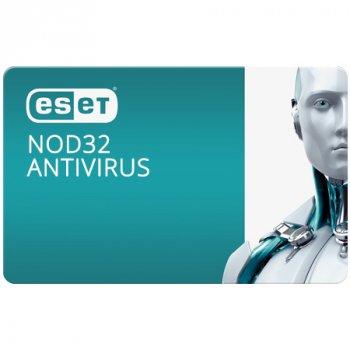 ESET NOD32 Antivirus Продовження ліцензії на 20 місяців / 2 ПК (Миттєва доставка)