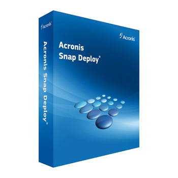 Acronis Snap Deploy for Server Deployment License incl. AAP ESD