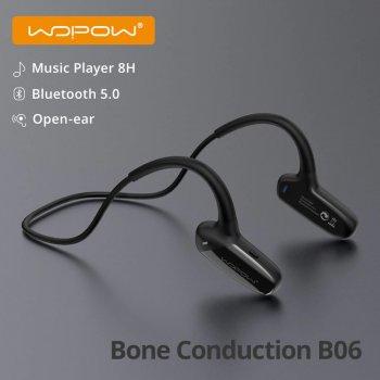 Навушники з кістковою провідністю Wopow Bone Conduction B06 Sport